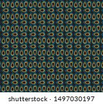 colorful background pattern ... | Shutterstock .eps vector #1497030197