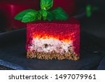 Stock photo herring salad under a fur coat modern 1497079961