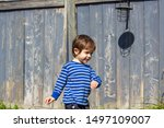 An Adorable Little Boy  About...