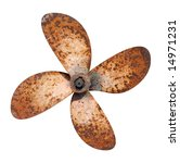 Propeller Of The Abandoned...
