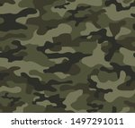 Military Camouflage Print...