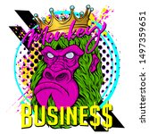 """monkey business""   quote... 