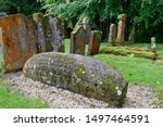 11th century viking hogback...