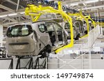 car production | Shutterstock . vector #149749874