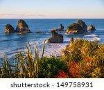 West Coast Of New Zealand  ...