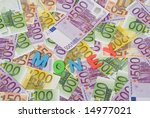 money | Shutterstock . vector #14977021