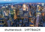 Beautiful New York City Skyline ...