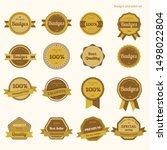 badges and label set.set of... | Shutterstock .eps vector #1498022804