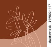 Terracotta Art Autumn Plant...