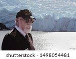 Portage Glacier  Alaska...