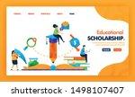 educational scholarship landing ...