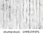 White Wood Texture Background...