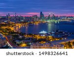 Night Panoramic View Of The...