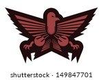 elegance eagle | Shutterstock .eps vector #149847701