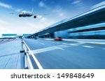 carriageways of the shanghai... | Shutterstock . vector #149848649