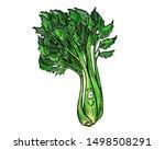 cartoon vector illustration of...   Shutterstock .eps vector #1498508291