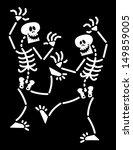 anatomia,trabalho artístico,preto,corpo,óssea,caricatura,desenhos animados,clip-art,quadrinhos,casal,assustador,dança,mortos,arte digital,desenho