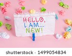 conceptual hand writing showing ... | Shutterstock . vector #1499054834