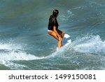 Huntington Beach  Calif.   Usa...