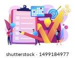 profit growth strategy idea....   Shutterstock .eps vector #1499184977