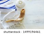 Religion image of prayer shawl  ...