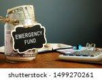 Emergency Fund Savings Written...