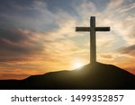 Cross Crucifixion Of The...