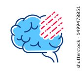 Brain Disease Alzheimer S Line...