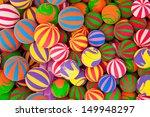 Varity Color Of Foam Balls