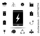 smartphone  lightning  energy...