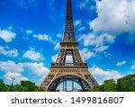 Paris  France. City Landmarks...