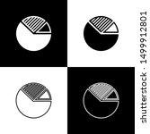 set pie chart infographic icons ...