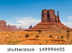 death valley under the blue sky    Shutterstock . vector #149994455