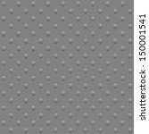 Gray Seamless Texture. Vector...