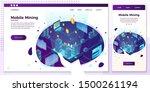 vector cross platform... | Shutterstock .eps vector #1500261194