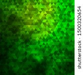 light green vector layout with...