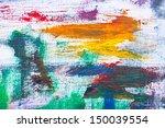 original texture of oil... | Shutterstock . vector #150039554
