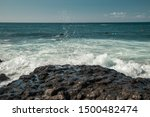 Ocean views. landscape with...