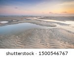 Low Tide And Eveninglight At...