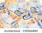 thai banknotes | Shutterstock . vector #150066884