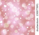 vector christmas love abstract... | Shutterstock .eps vector #150077891
