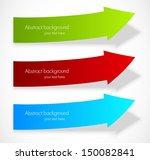 set of banners | Shutterstock .eps vector #150082841