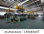 modern factory workshop | Shutterstock . vector #150083657