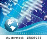 abstract background   vector... | Shutterstock . vector #15009196