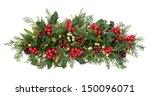Christmas Floral Decoration...