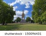 Albert Prince Memorial Picture...