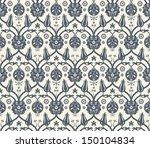 seamless oriental arabic royal...   Shutterstock .eps vector #150104834