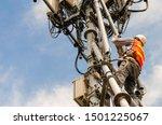 Engineer Wear Safety Equipment...