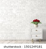 interior background of living... | Shutterstock . vector #1501249181