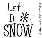 Let Is Snow   Winter Season...